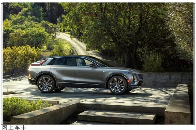 凯迪拉克全新SUV开启预定!外观科幻,配33英寸大屏,19分钟售罄(图2)