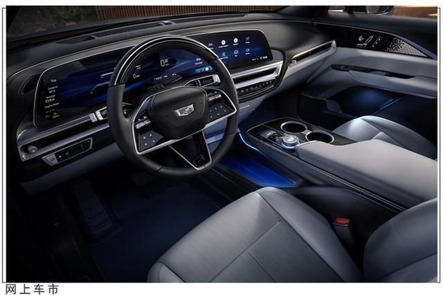 凯迪拉克全新SUV开启预定!外观科幻,配33英寸大屏,19分钟售罄(图5)
